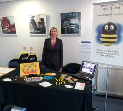 The Buzzy stand at GOSH 2011